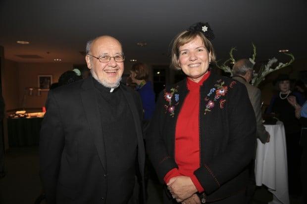 Fr. Rich Creason, Bo Mehan