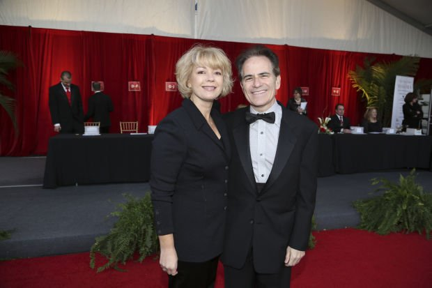 Liz and Fred Bronstein President and CEO Saint Louis Symphony
