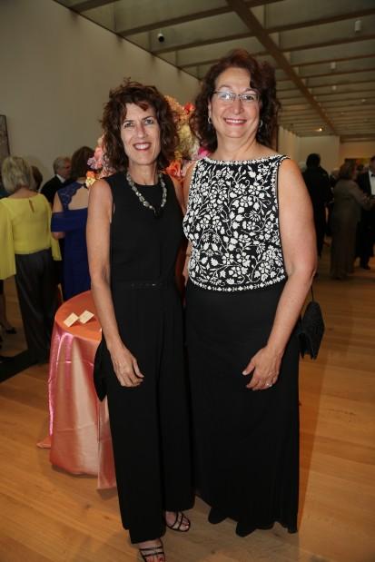 Mary Campbell, Linda Martinez