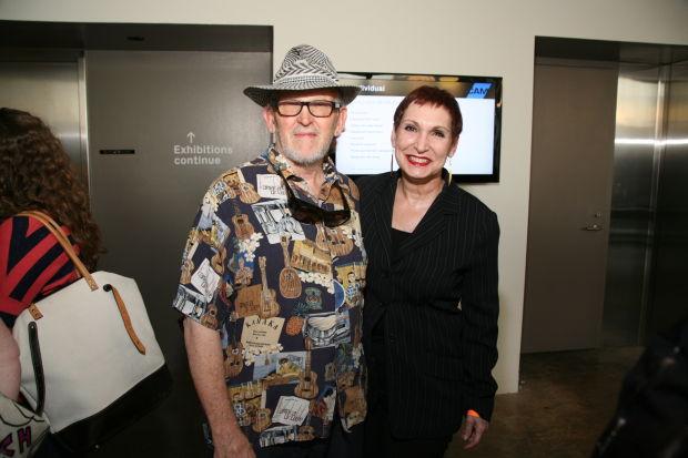 Dr. Bill Russell, Roseann Weiss