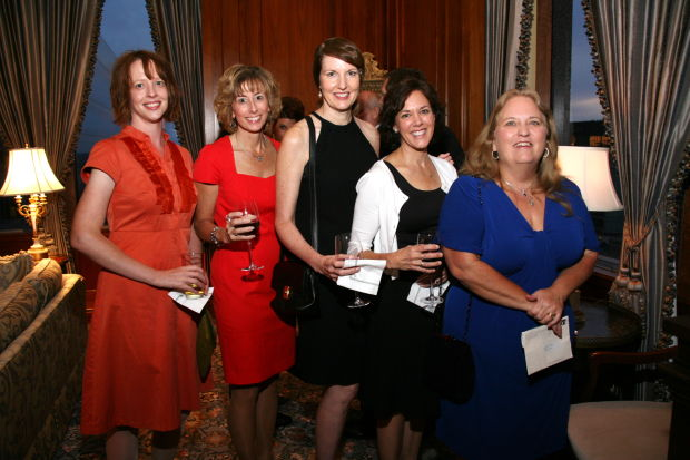 Kathy Hahn, Julie Weber, Barb Eichhorn, Joy Thompson, Jackie Coffey