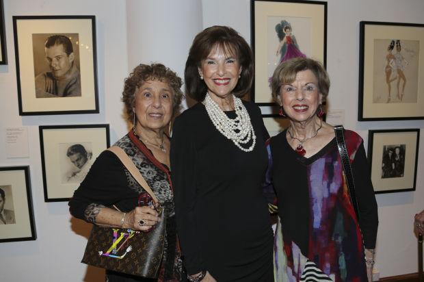 Joyce Brandt, Fran Zamler, Diane Callant