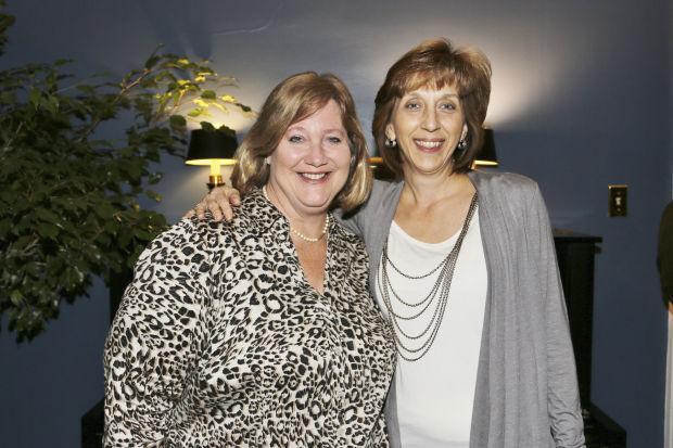 Cathy Gansmann, Kim Favignano