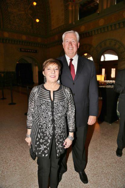 Kathy and Bob O'Loughlin