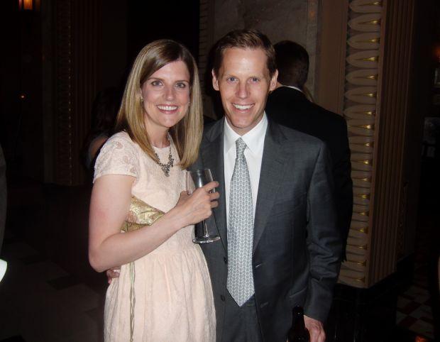 Lisa and Jason Noakes