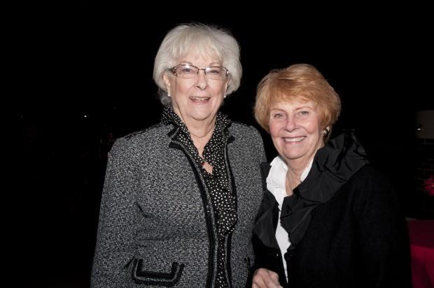 Janet Carver, Kathy Betz