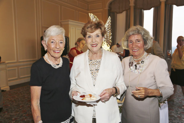Ginny Fister, Judy King, Suzanne Breckenridge