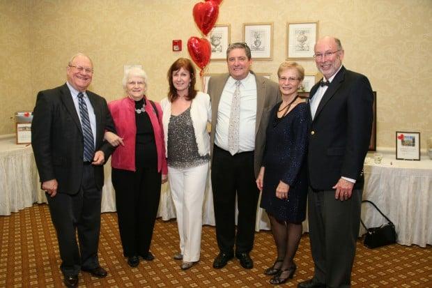 Rev. Rich and Ellen Brandon, Sue and Dan Touchon, Rev. Dale and Marti Bartels