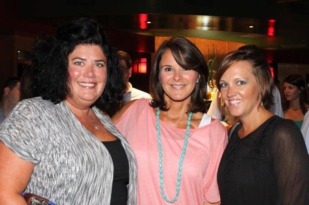 Lucy England, Amy Rush, Heidi Drexler