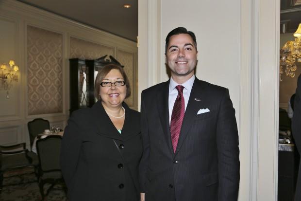 Cindy Herbig, Jim Tyrrell