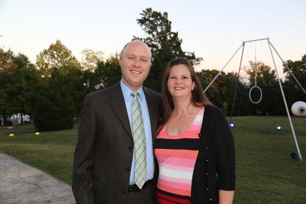 Steve and Erin Schrage