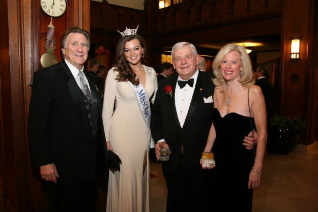 Rich Pisani, Miss Missouri Shelby Ringdahl, Cicardi and Susan Bruce