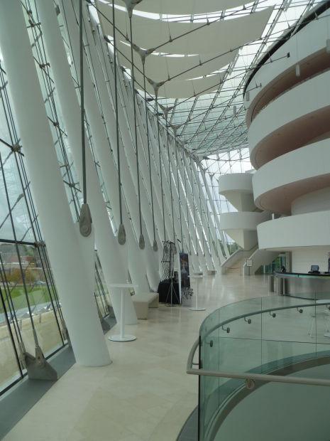 Kauffman Interior