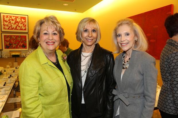 Alice Handelman, Pat Whitaker, Joan Berkman