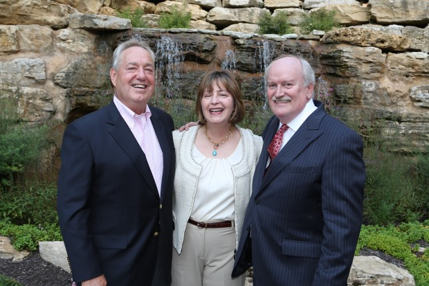 John McHugh, Becky Brown, Jim Connett