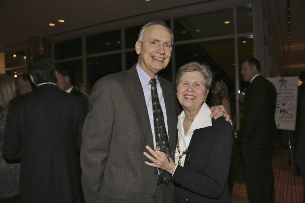 Roger and Peggy Steinbecker