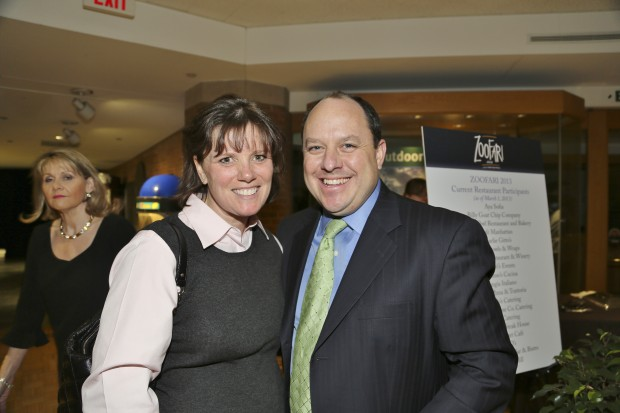 Terese and Greg Portell