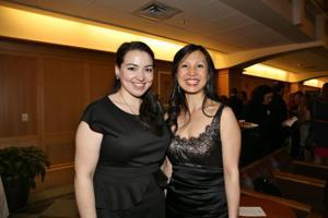 Raquel Gonzalez, Carol Wong