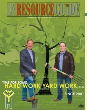 LN Classified Resource Guide: The Hard Work Yard Work