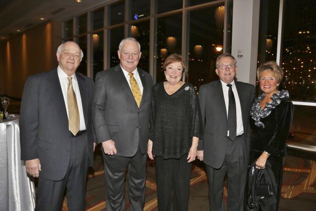 David Fenton, Bob and Jill Morris, Dennis and Jean Hoover