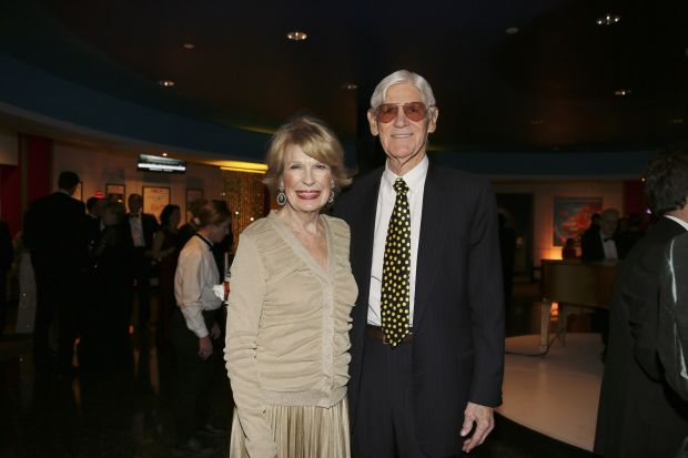 Barbara and Dolph Bridgewater