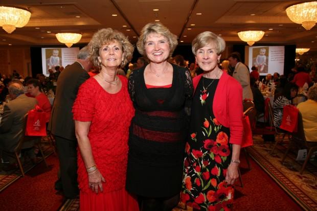Gloria Wind, Fran Marks, Barbara Druhe