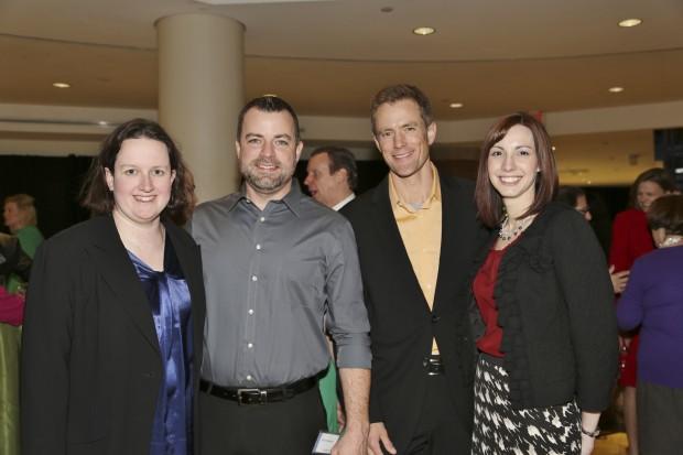 Lisa Kemp, Todd Tiefenauer, Collin Cox, Jill Graftenreed
