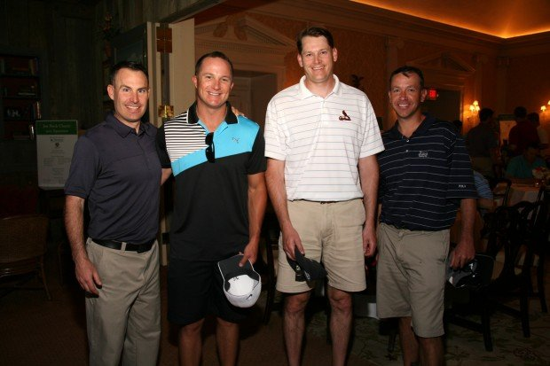 Ryan DeGrand, Steve Barger, Greg Miller, Aaron Egbers