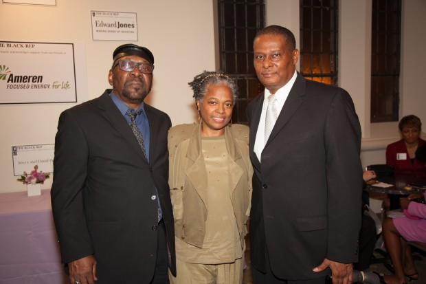 Percy Green, Jamala Rogers, Maurice Meredith