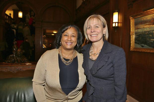 Marcena Gunter, Peggy Barnhart