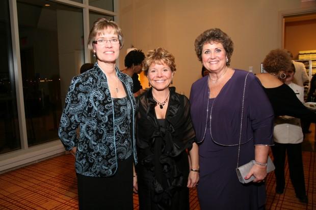 Kathy Joslin, Pam Dempski, Amy Trau