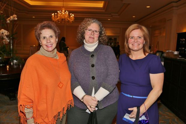 Carol Armstrong, Jane Arnold, Alicia McDonnell