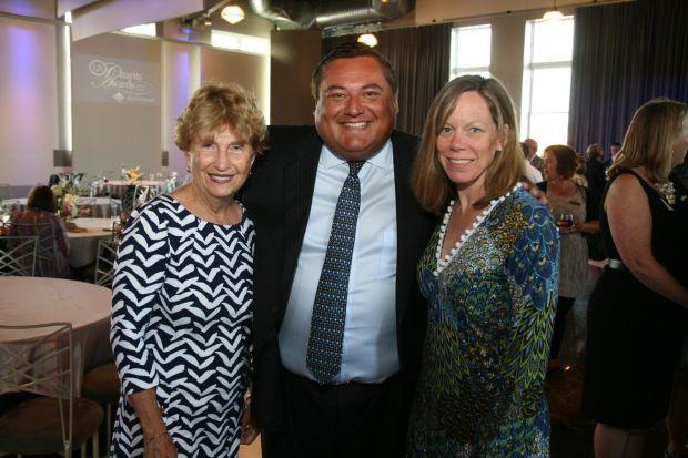 Suzie Nall, Maurice and Catherine Quiroga