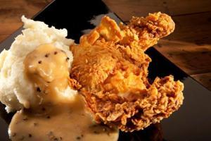 Big Cedar Lodge Fried Chicken