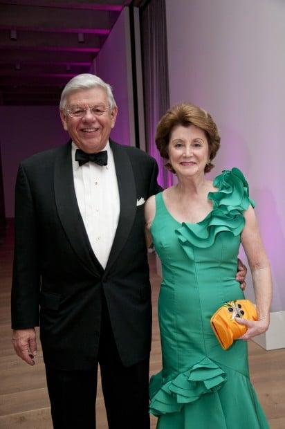 John and Barbara Roberts