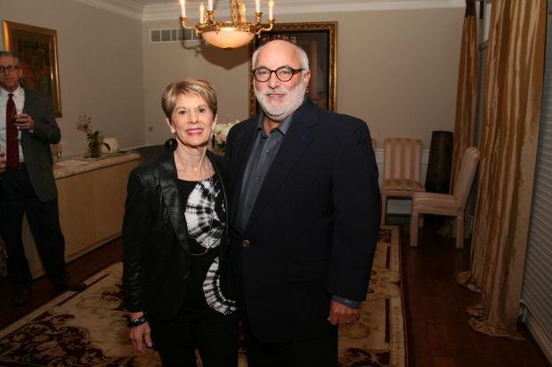 Judy and David Capes