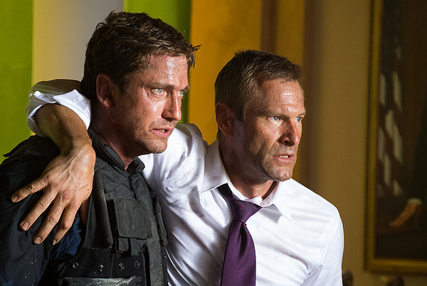 movie- olympus has fallen