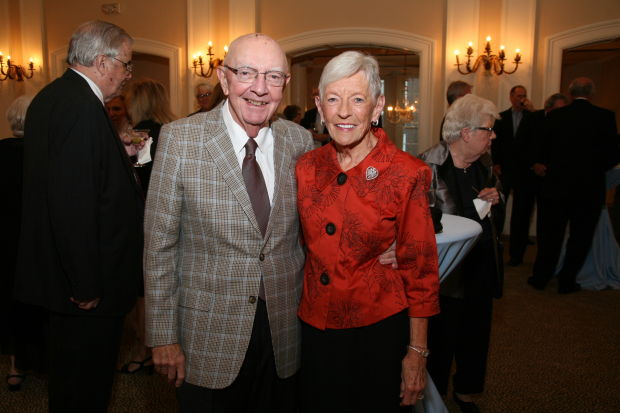 Richard and Virginia Fister