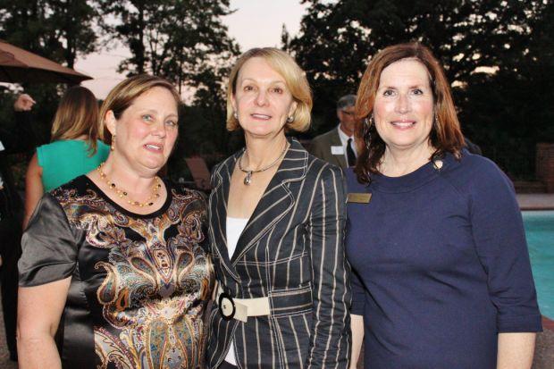Lynne Turley, Nancy Galvin, Cynthia Prost
