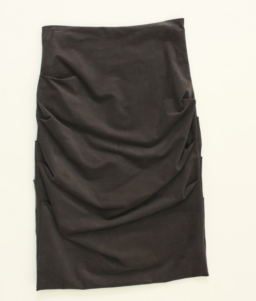 trend Nicole Miller skirt, $300, Vie