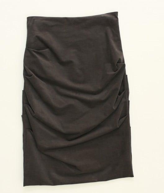 trend Nicole Miller skirt, $300, Vie