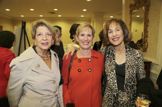 Essie Rochman, Barbara Rubin, Marilyn Ratain