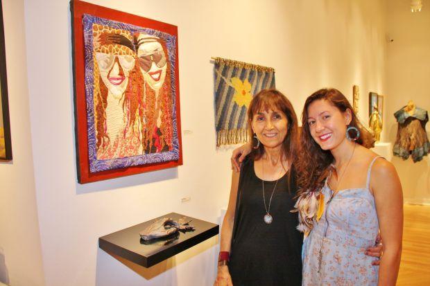 Pat Taylor, Brittany Taylor, 'The Taylor Girls at Burning Man'