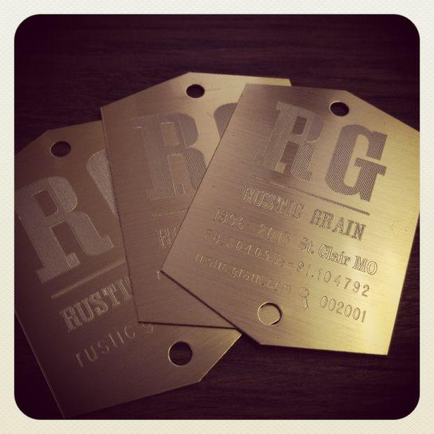 12 Rustic Grain plaques.jpg