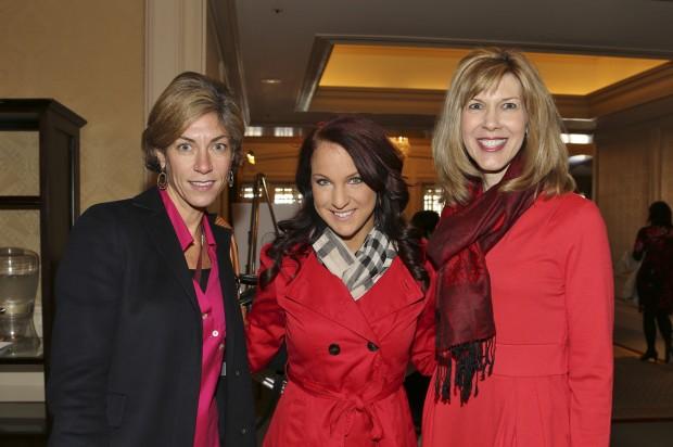 Elizabeth Niedringhaus, Dawn Asser, Michelle Burke
