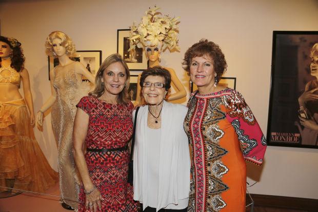 Celeste Pacelli, Phyllis McKenzie, Cynthia Akos