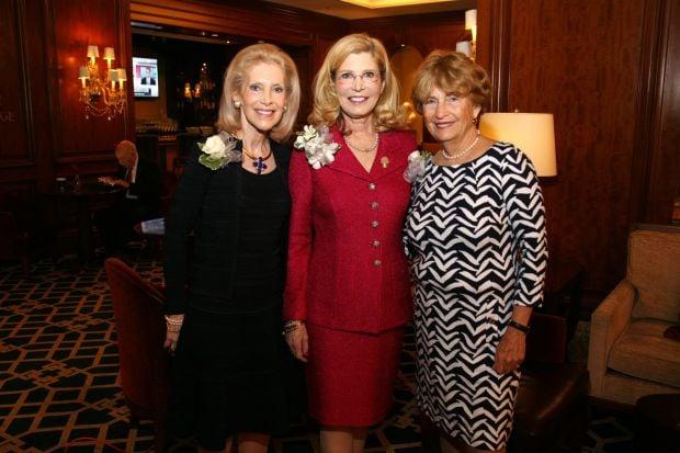 Joan Berkman, Dr. Nanci Bobrow, Susan Nall