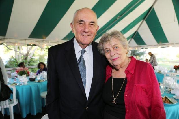 John and Dora Gianoulakis