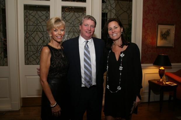 Debbie Bentele, John and Karen Dolan