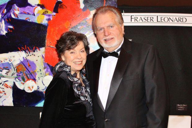 Nadine Boom, Fraser Leonard